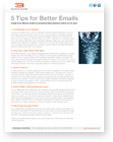 Your Checklist to 5 Star Email Content